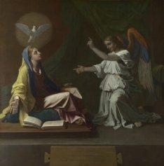 poussins-annunciation